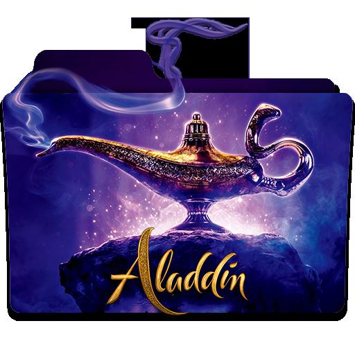 Aladdin 2019 Folder Icon By Akvh7 On Deviantart