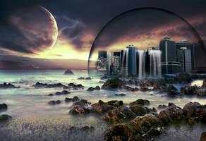 Atlantis by punkangel404