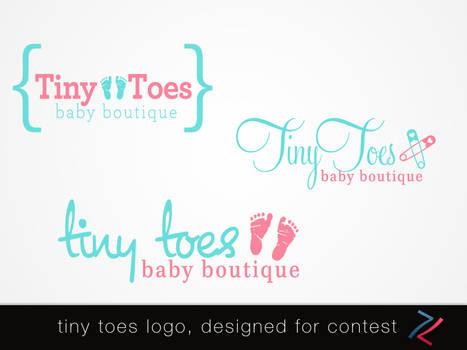Tiny Toes Logo