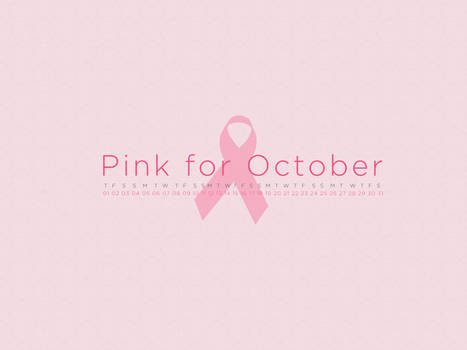 Pink for October - 2009