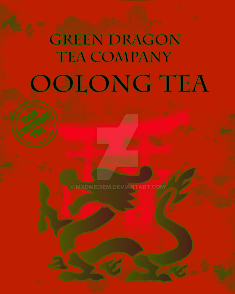 Oolong Tea by Mxdmediem