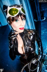 Catwoman - DC Comics by jotaPeVaz
