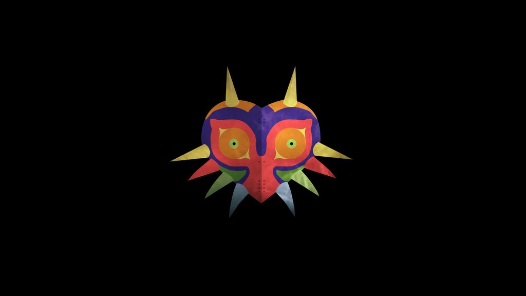 Majoras Mask Wallpaper By XLukaria