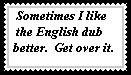 Anime Stamp