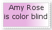Amy Rose Stamp by lady-warrior