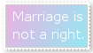 Marriage Stamp by lady-warrior