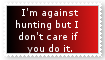 Hunting Stamp by lady-warrior