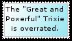 Anti Trixie Stamp by lady-warrior