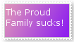 Anti Proud Family Stamp by lady-warrior