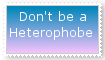 Heterophobia Stamp by lady-warrior