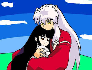 inuNkikyo: hug the 1 U love