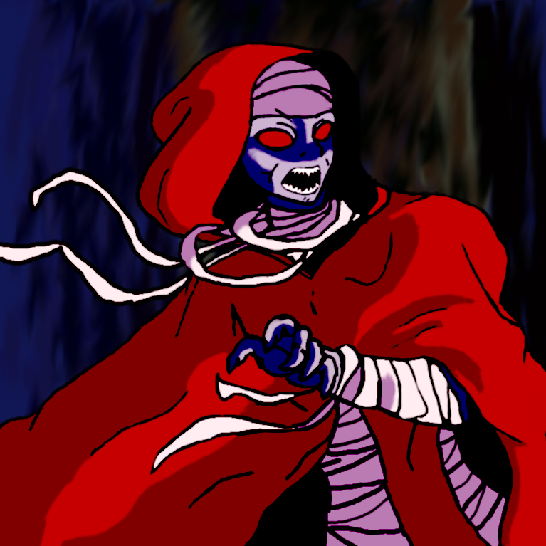 skeletor vs mumm ra - 767×767