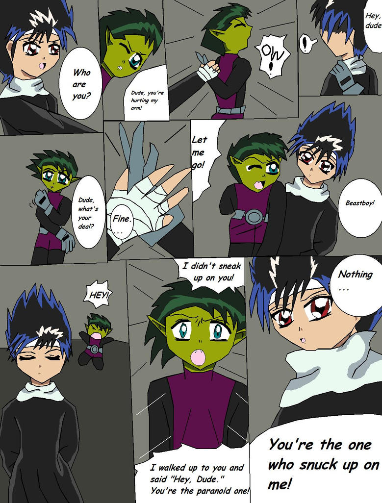 TeenTitans Doujinshi preview 7 by *lady-warrior on deviantART
