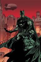 Batman - The Dark Night by matlopes