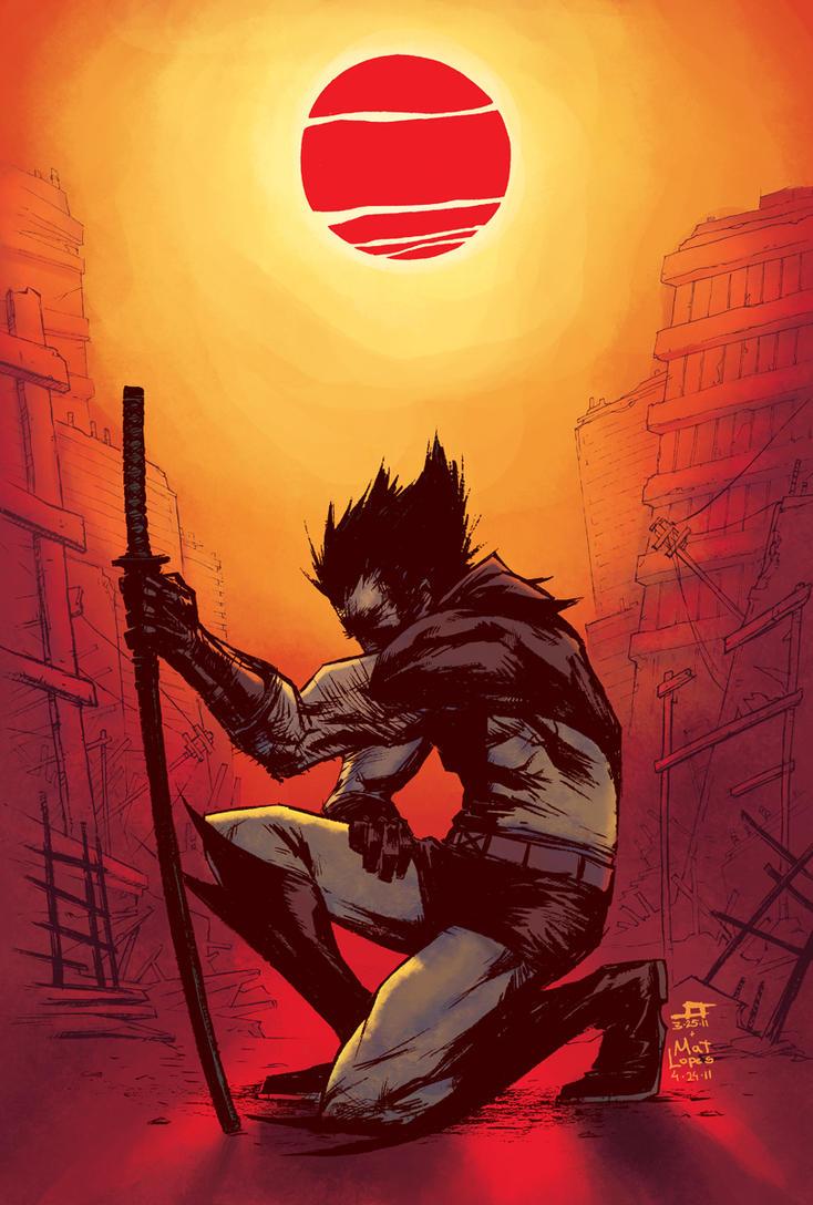 Sunrise Wolverine by matlopes