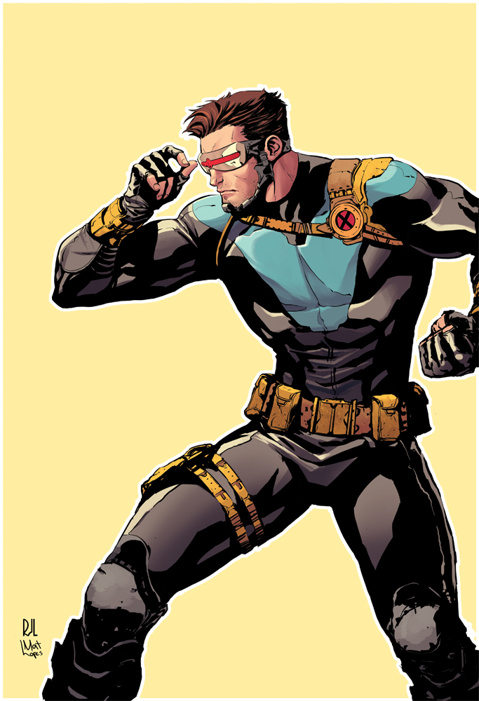 Cyclops by matlopes on DeviantArt