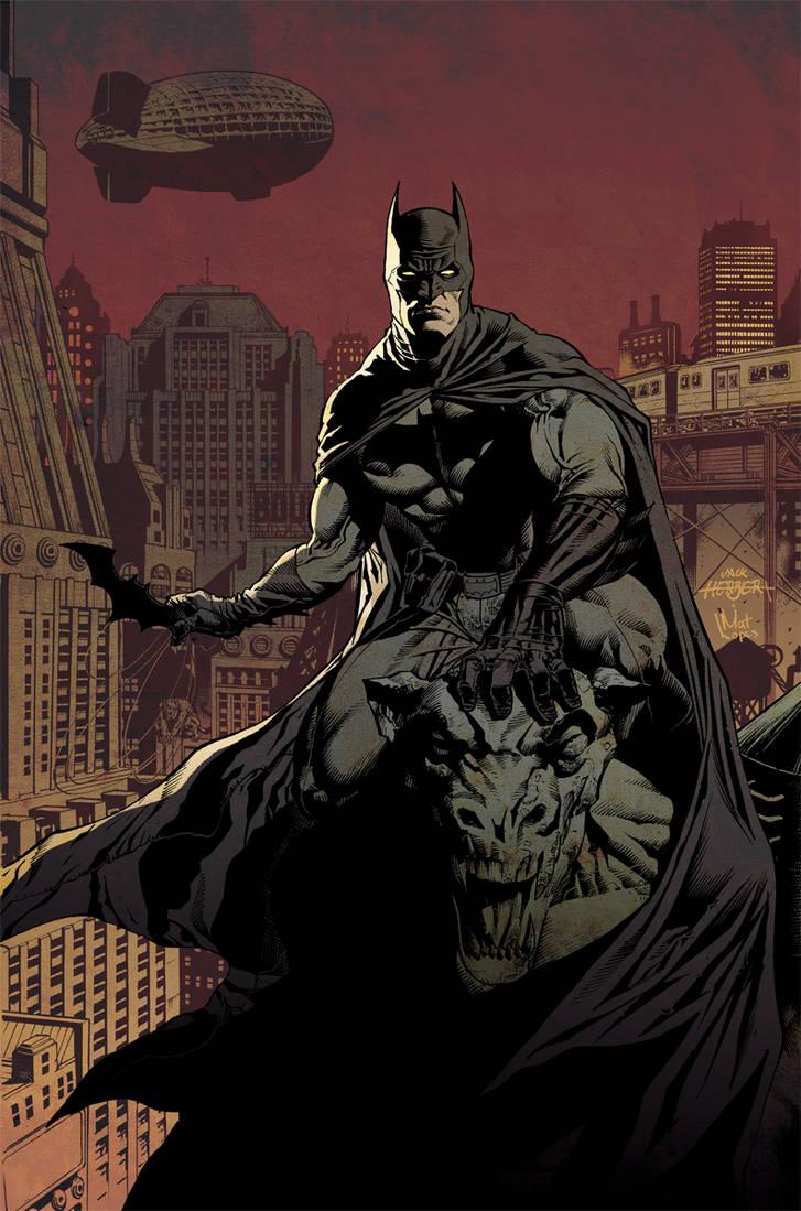 Batman - The Dark Night 2 by matlopes