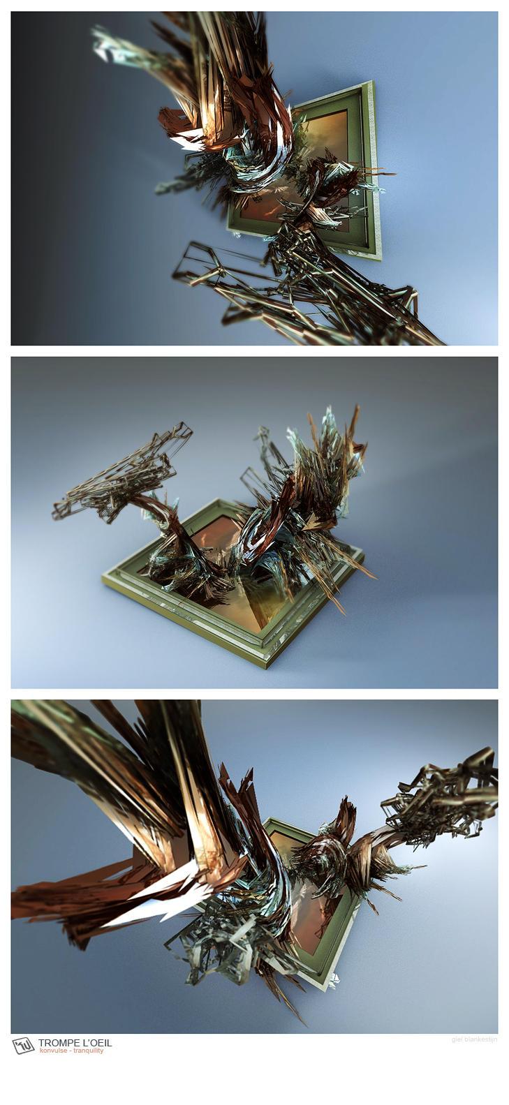 Trompe L'oeil by Godxx2