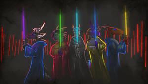 Dragon Order by Hal0BAR