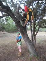 Shinon+Rolf - Climb by drumlinepaco