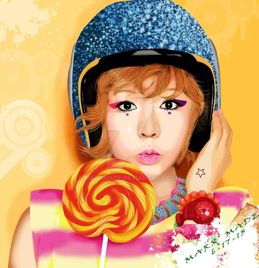 Sunny (SNSD) by marxmade