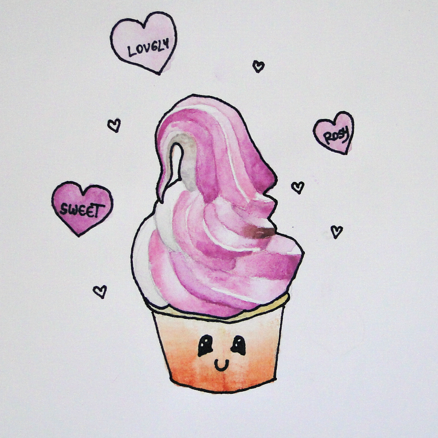 Icecreames Wallpaper On Tumblr: Kawaii Ice Cream By YummyBiscuit On DeviantART
