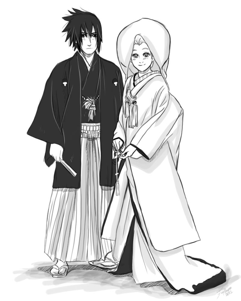 قصة لساسكي و ساكورا school days Wedding_by_fey_rayen-d5inuo7