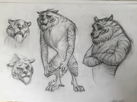 Character design sketch 4