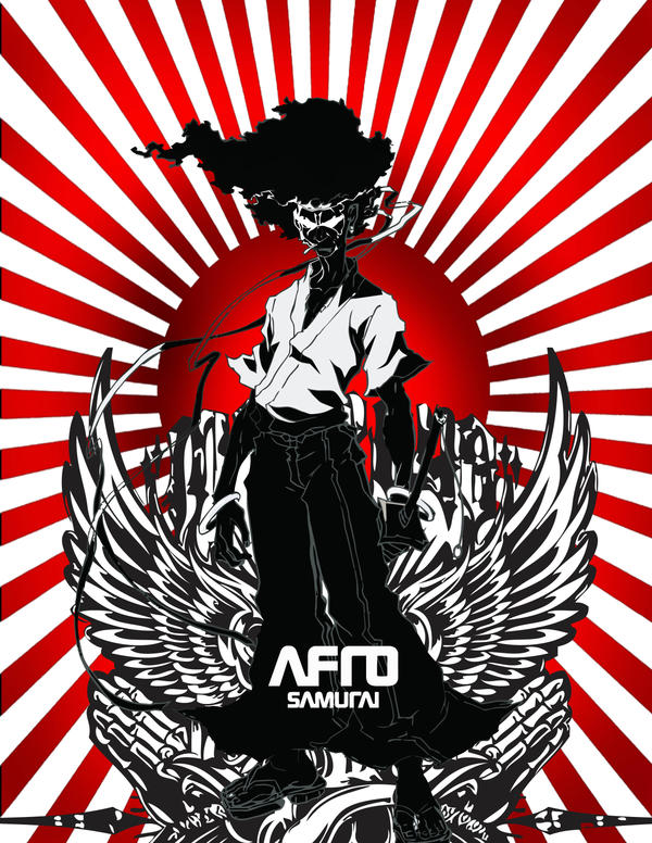 afro samurai by danikungfuze on deviantART