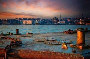 istanbul morning by 1poz