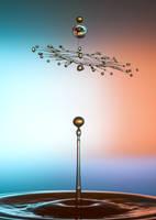 liquid art abstrac9 by 1poz