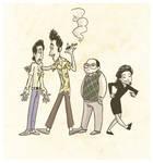 Sketch 01 - Seinfeld