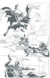 Comicbook Art5 by Carlo Garde by CarloGarde