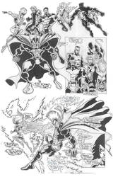 Comicbook Art6 by Carlo Garde by CarloGarde