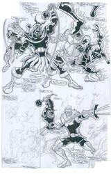 Comicbook Art7 by Carlo Garde by CarloGarde