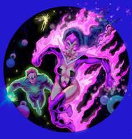 Star Sapphire Carlosgarde Color Miguel By Miguel17 by CarloGarde