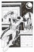 Carlo Garde Shadowhawk by CarloGarde