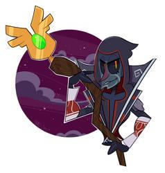 Master of Shadows by NPC-Jes