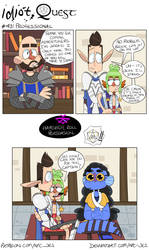 Idiot Quest 43: Professional by NPC-Jes