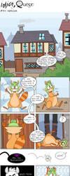 Idiot Quest 44: Hamcoon by NPC-Jes
