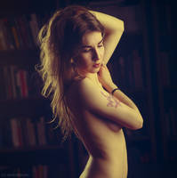 Say hello to new model Natalia by darkelfphoto