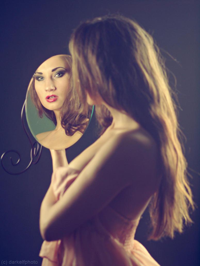 mirror by darkelfphoto