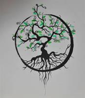 Tree no. 2 by Whisper66