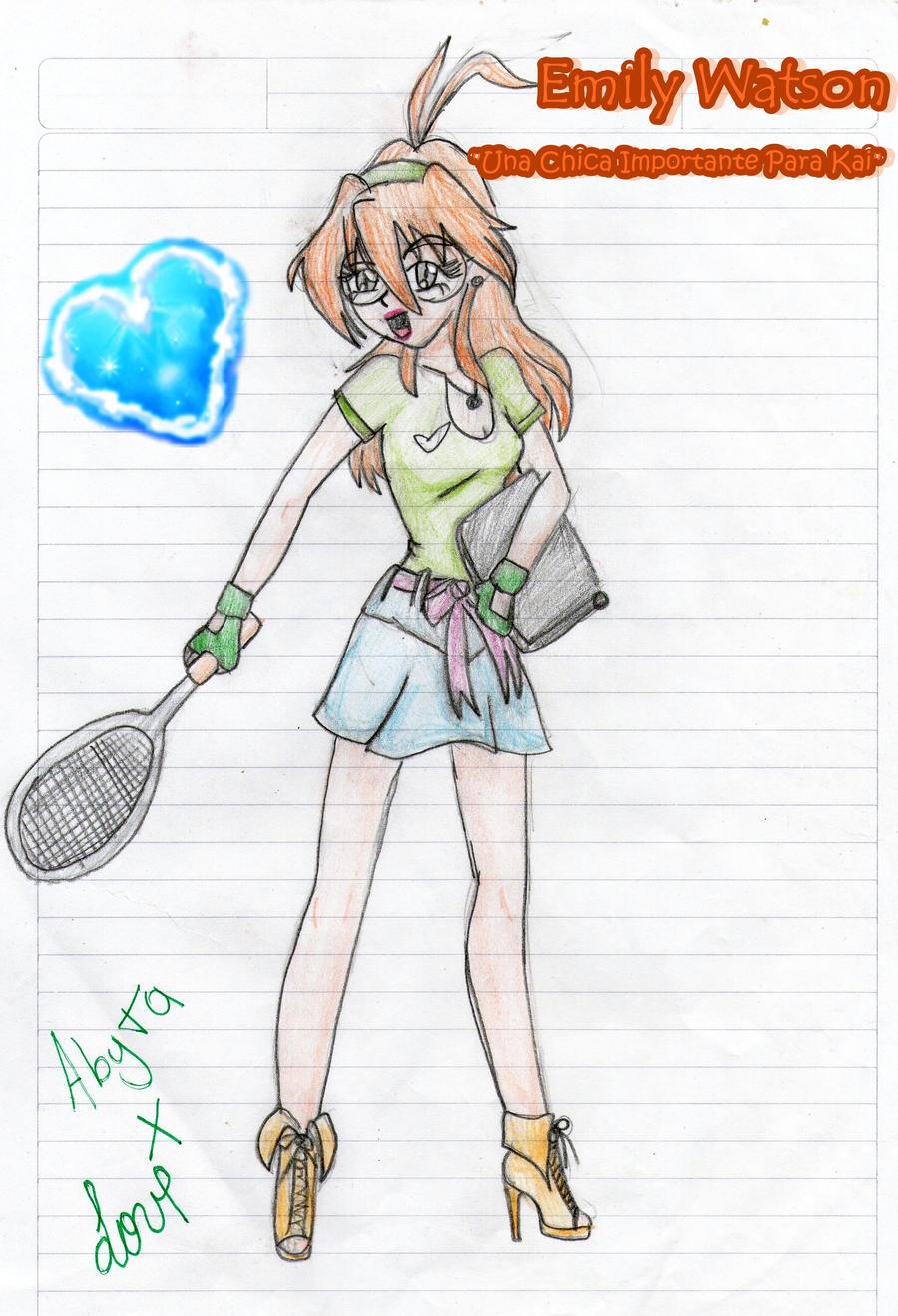 Emily Watson V1 UCMIPK by Abyzz01