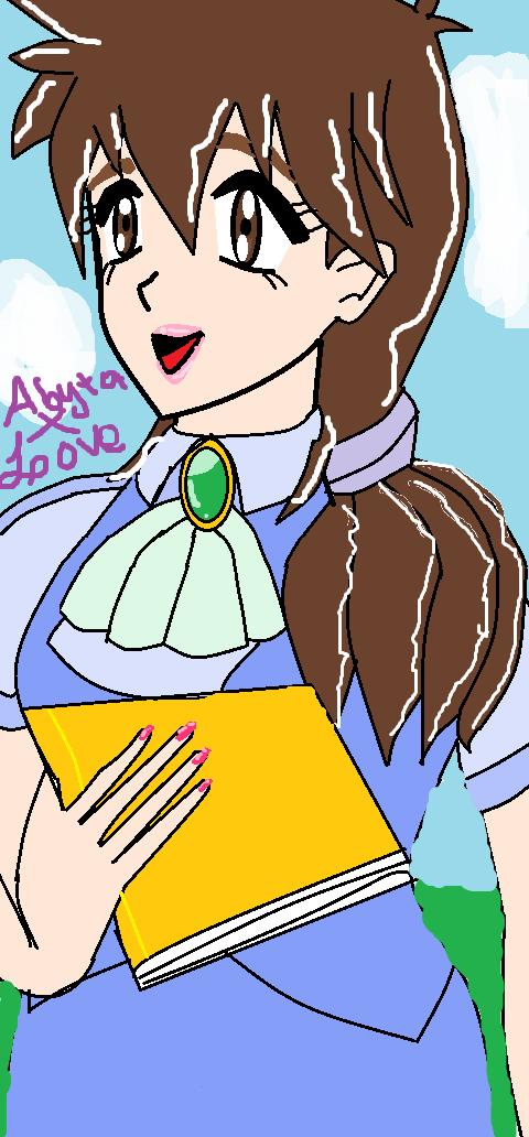 Hilary Tachibana Adult UCMIPK by Abyzz01