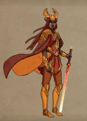 Dragon Prince Janai