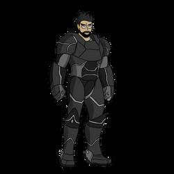 Huzar Overwatch Character