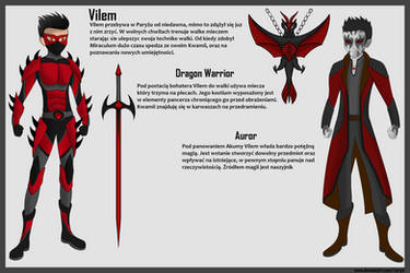 Miraculous OC Dragon Warrior V2