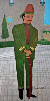 Lebanese guard
