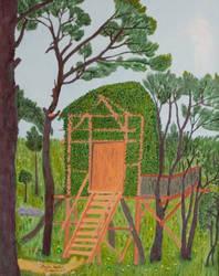 Anton Saada's Hut